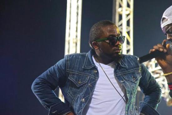 Ice Prince at the Afrobeats Festival in Sierra Leone 2011
