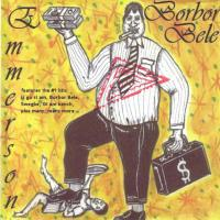 Album Cover of Emerson Bockarie's 'Borboh Bele' album