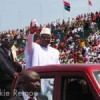 Sierra Leone inaugurates president as nation turns curve on post-war insecurity