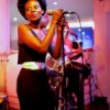 Last night in Accra: Jojo Abot performed live at the Lexington (Photos)