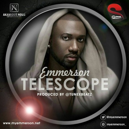 Emmerson new music : Telescope