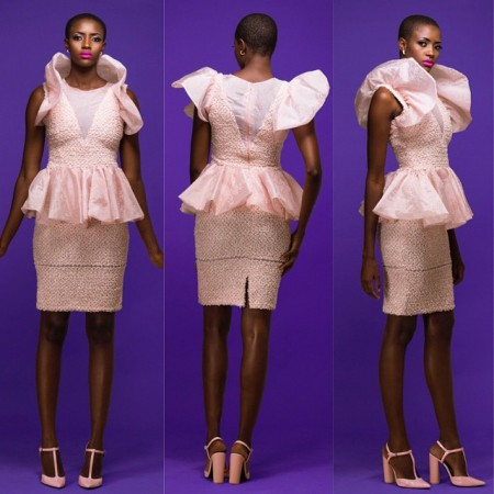 This  effortlessly fly elegant  Blusajupe outfit is called 'sandra'.