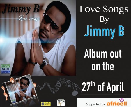 Jimmy B turns to gospel
