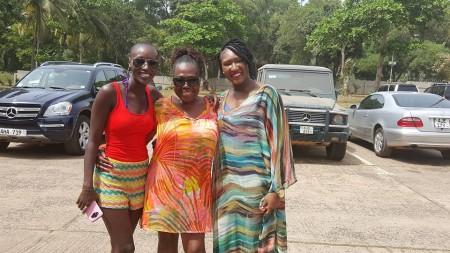 Ellen Thomas In Freetown
