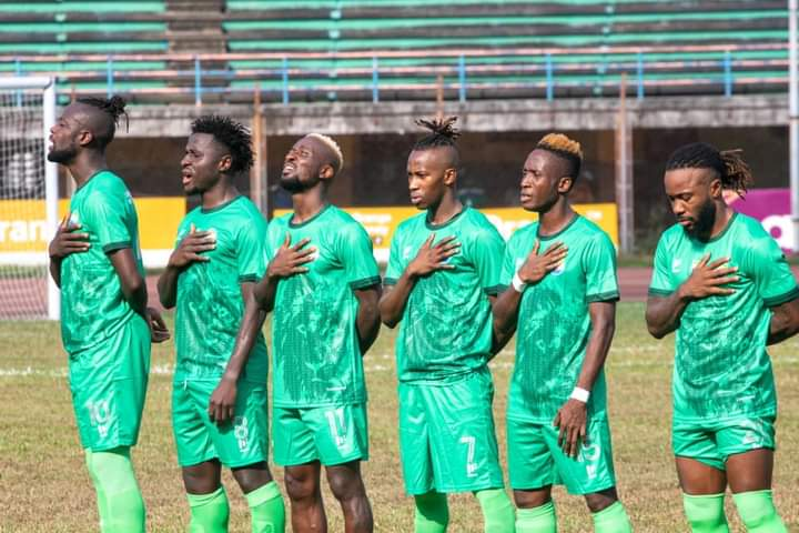 Sierra Leone National Football Team Moves Four Places Up
