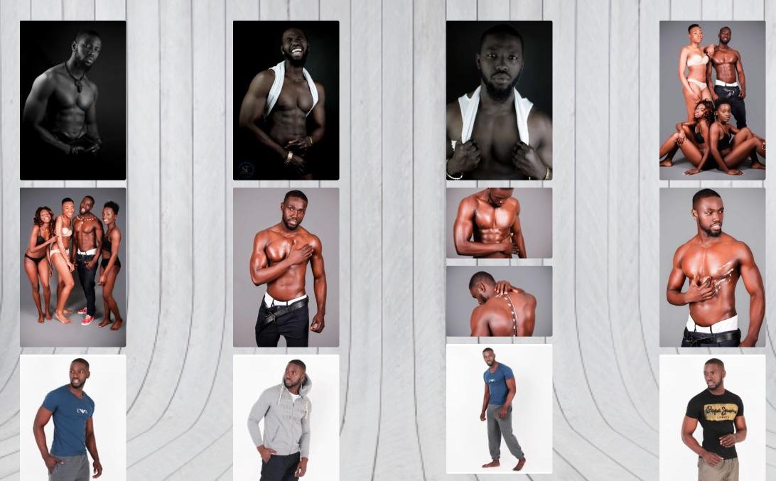 Afize Stylish-SierraLeone-male-model