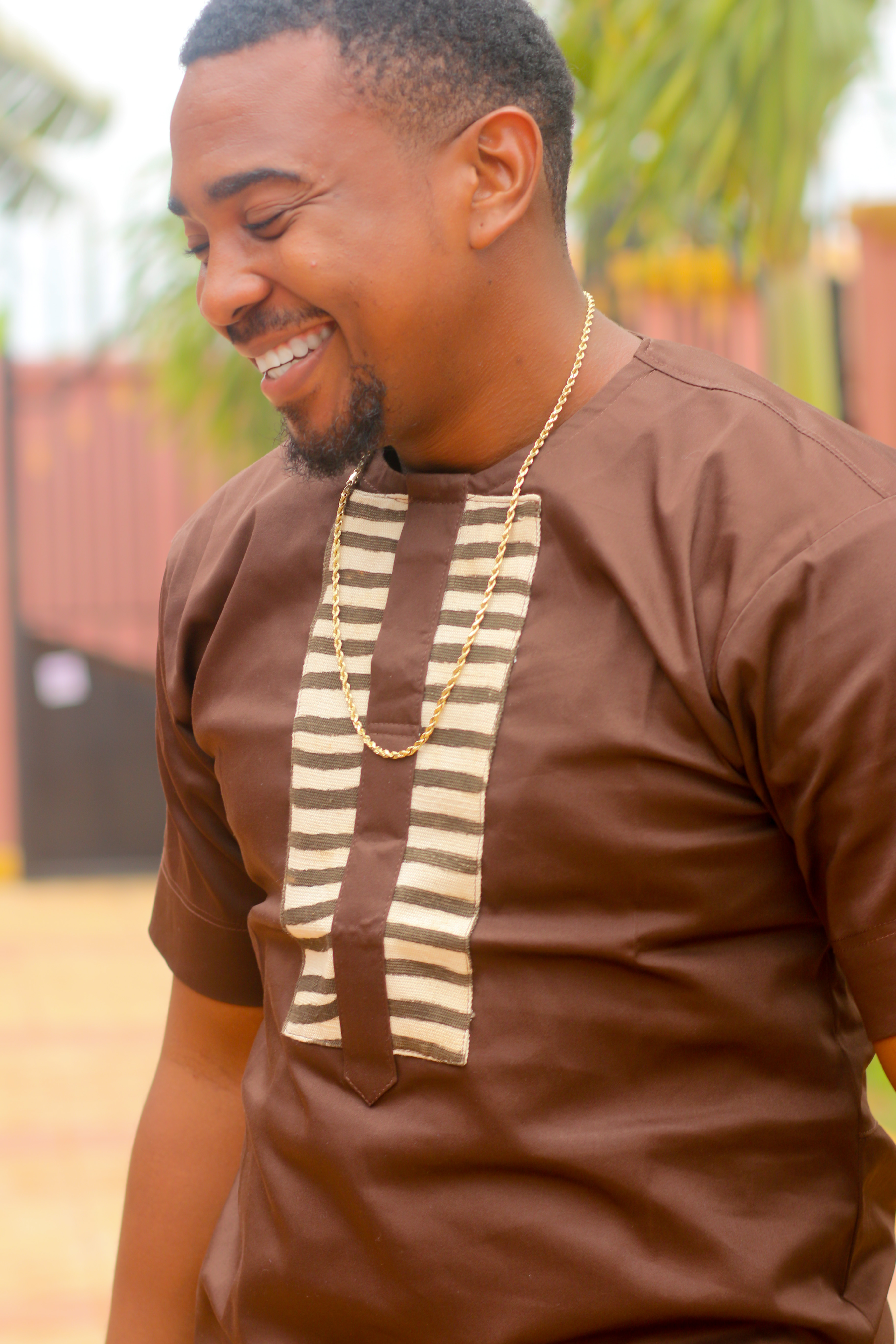 Sierra Leone Introducing Saint Olu African Fashion For