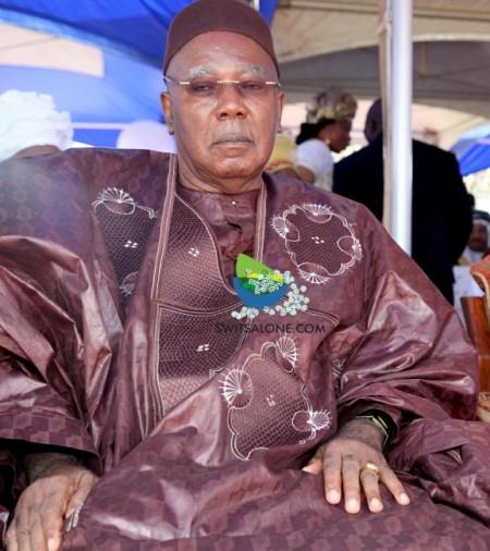 Alhaji Dr Ahmed Tejan Kabbah Sierra Leone's 3rd president dead at 82