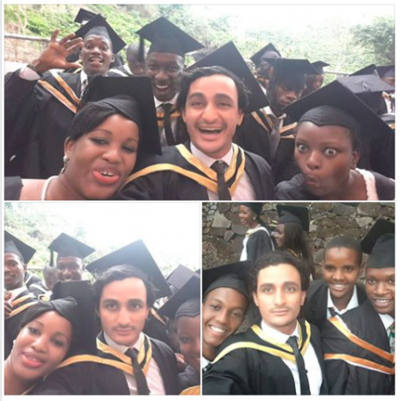 Big Brother's Bassey graduates from College