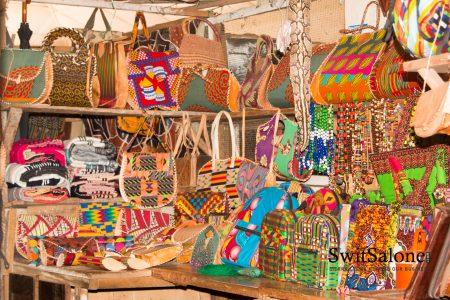 Big Market-Sierra Leone- Arifacts