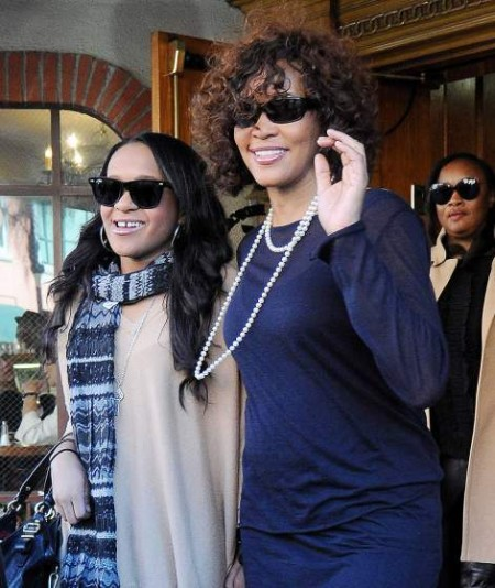 "Bobbi Kristina Brown is reportedly ""fighting for her life"" as she remains hospitalized after being found unconscious in her Georgia home (File Photos) **NO DIALY MAIL SALES**"