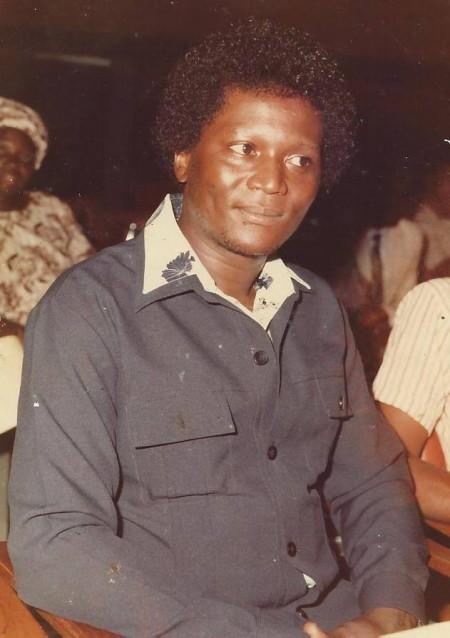 Bunny Mack in 1981