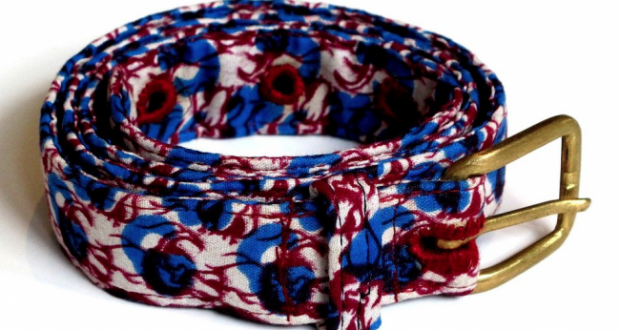 Bureh Belts Freetown Flower
