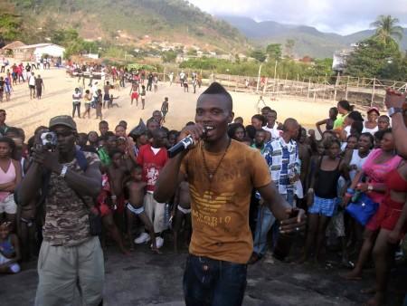 DJ Cleff Sierra Leone