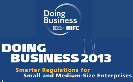 Doing business report 2013 tanzania newspapers