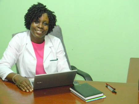 Dr Christine Cole-WellnessPharma-SierraLeone-Female-Dr-Pharmacist2