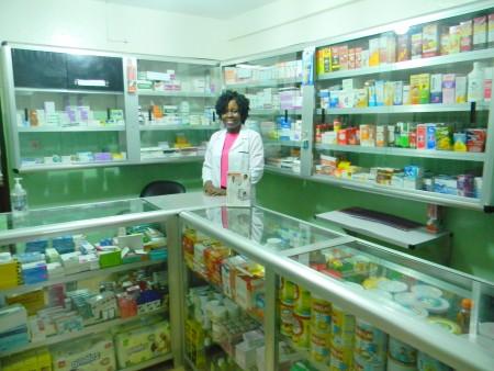 Dr Christine Cole-WellnessPharma-SierraLeone-Female-Dr-Pharmacist4