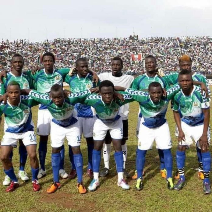 Sierra Leone Names 23 Man Squad To Play In First
