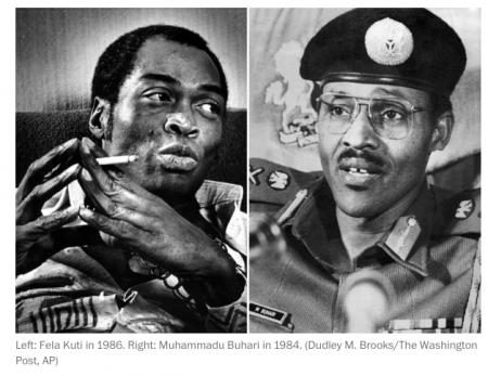 Fela vs Buhari