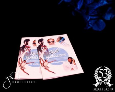 GWB Commission Sierra Leone Independence Ball 2014-GWBB6-100 copy
