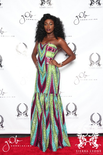 GWB Commission Sierra Leone Independence Ball 2014-GWBB6-20 copy