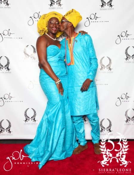 GWB Commission Sierra Leone Independence Ball 2014-GWBB6-25 copy