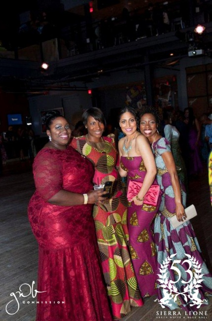 GWB Commission Sierra Leone Independence Ball 2014-GWBB6-71 copy