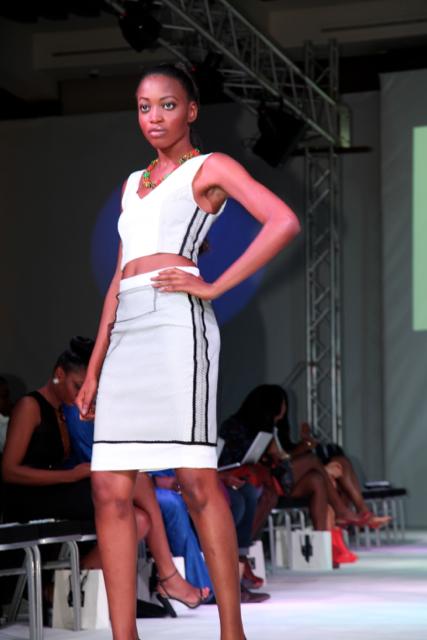 Ghana Fashion Week Day 2: Alali Boutique Spring Summer 201311