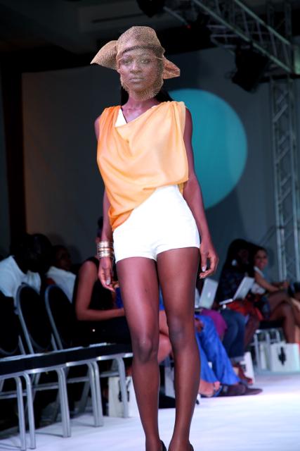 Ghana Fashion Week Day 2: Alali Boutique Spring Summer 201318
