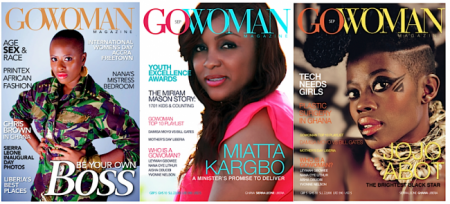 GoWoman Magazine on Sale Now