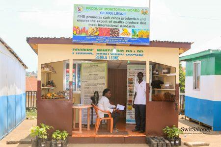 Grind Robusta Coffee-Sierra Leone-Produce-Monitoring-Board-Local-Coffee-Cocoa-Kenema-1