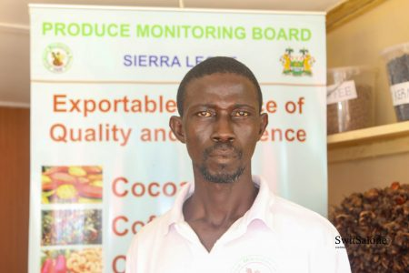Grind Robusta Coffee-Sierra Leone-Produce-Monitoring-Board-Local-Coffee-Cocoa-Kenema-3
