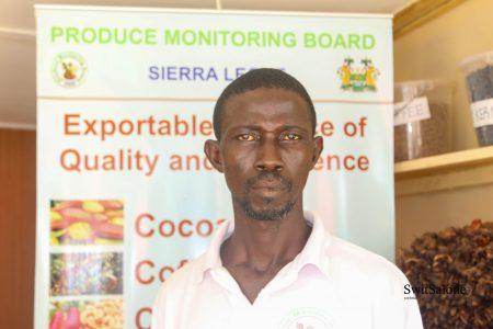 Grind Robusta Coffee-Sierra Leone-Produce-Monitoring-Board-Local-Coffee-Cocoa-Kenema-3