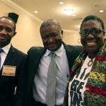 Danladi Verheijen, Verod Capital Management Nigeria - Nvalaye Kourouma,  Afric Xpress Services Inc /  AngelAfrica, Judith Aidoo, Esq, CEO of Caswell Capital Partners, Inc