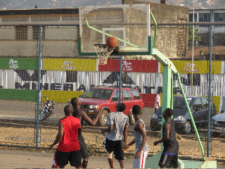 Sierra Leone Basketball