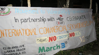 International Sex Workers Day in Sierra Leone