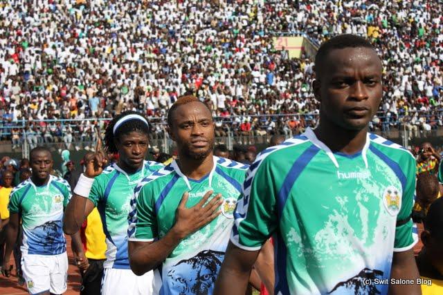 Sierra Leone Football Association to be run by FIFA