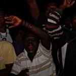 and the crowd goes wild at Big in Ghana 2012