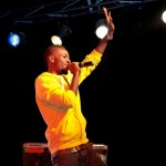 Yaa Pono performs at Big in Ghana 2012