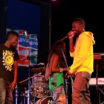 Yaa Pono performs at Big in Ghana Tour in Accra