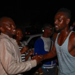 Faint Medal with Yaa Pono Big in Ghana 2012