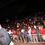 fans at Big in Ghana 2012