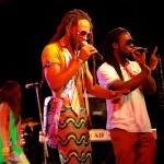 Wanlov and Mensa of the Fokn Bois performing live at Big in Ghana 2012 in Accra