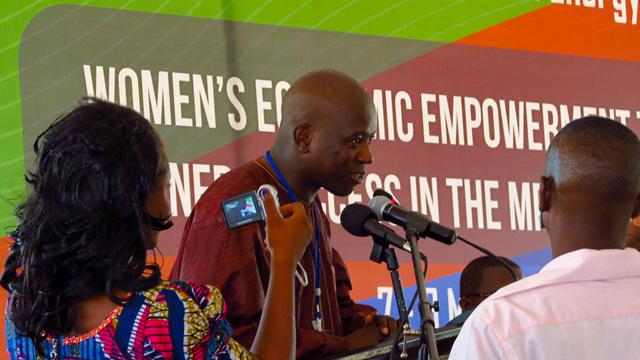 Oluniyi Robbin-Coker, Minister of Energy