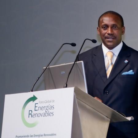 "Dr. Kandeh Yumkellah _ IISD RS @ Global Renewable Energy Forum - ""Scaling up Renewable Energy"" - 7-9 October 2009 - León - Mexico"
