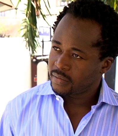 "Jimmy Bangura ""Jimmy B"" - Head of Sierra Leone Movie Federation"
