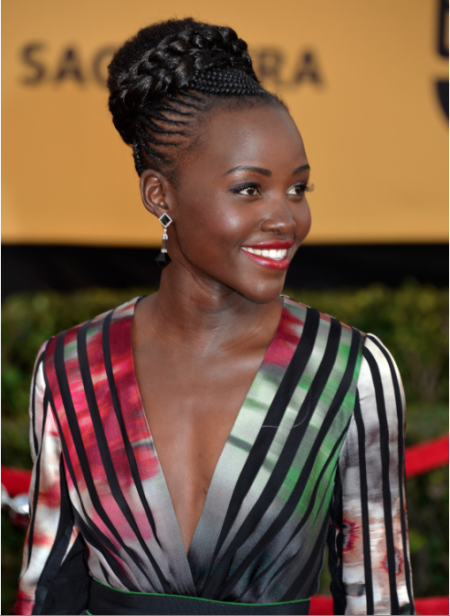 Lupita Nyongo_SAGAwards2015-ScreenActorsGuild3