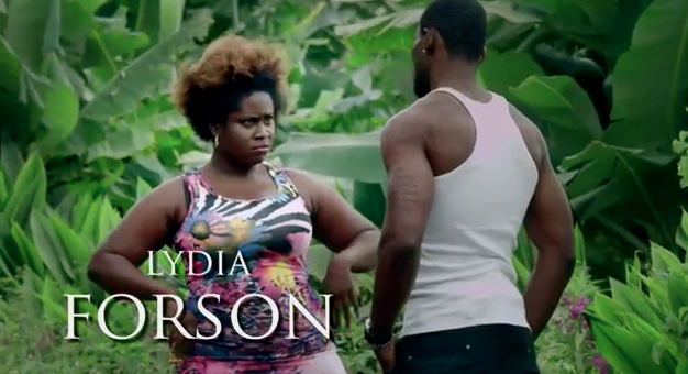 Lydia Forson in Kamara Tree Nollywood Film by Desmond Elliot 2