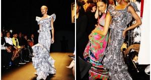 Madam Wokie, Sierra Leone, Fashion for relief 2015
