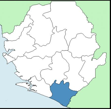 Malen Chiefdom, Pujehun, Sierra Leone